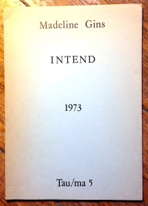 Intend Cover
